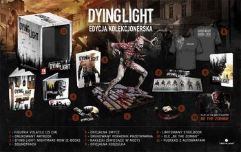Dying Light - Edycja Kolekcjonerska-Techland