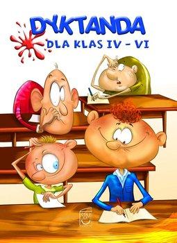 Dyktanda dla klas 4-6                      (ebook)