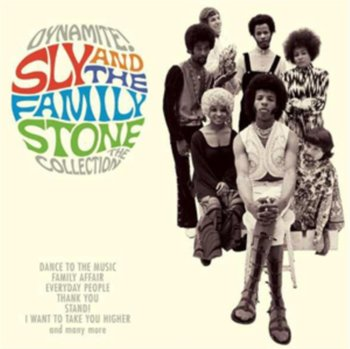 Dynamite! The Collection-Sly and The Family Stone