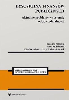 Dyscyplina finansów publicznych. Aktualne problemy w systemie odpowiedzialności-Babczuk Arkadiusz, Stelmaszczyk Klaudia, Salachna Joanna Małgorzata