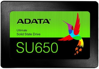 "Dysk SSD ADATA Ultimate SU650 ASU650SS-960GT-R, 2.5"", 960 GB, SATA III, 520 MB/s-Adata"