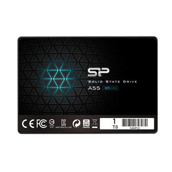 """Dysk SSD SILICON POWER Ace A55, 2.5"""", 1 TB, SATA 6 Gb/s, 560 MB/s-Silicon Power"""