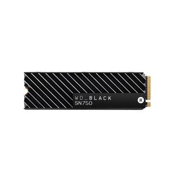 Dysk SSD WESTERN DIGITAL Black SN750, 2 TB, M.2, PCI Express 3.0 x 4-Western Digital