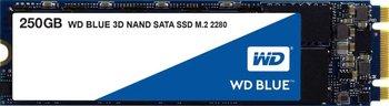 Dysk SSD WESTERN DIGITAL Blue WDS250G2B0B, M.2 2280, 250 GB, SATA III-Western Digital