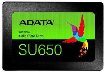 """Dysk twardy SSD ADATA SU650 ASU650SS-240GT-R, 2.5"""", 240 GB, SATA III, 520 MB/s-Adata"""