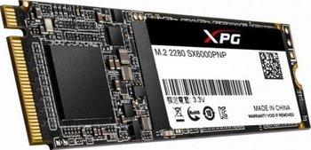 Dysk twardy SSD ADATA XPG SX6000Pro ASX6000PNP-512GT-C, M.2 (2280), 512 GB, PCI-E, 2100 MB/s-Adata