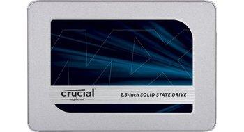 "Dysk twardy SSD CRUCIAL MX500 CT500MX500SSD1, 2.5"", 500 GB, SATA III 560 MB/s-Crucial"