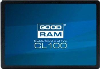 "Dysk twardy SSD GOODRAM CL100 G2 SSDPR-CL100-120-G2, 2.5"", 120 GB, SATA III, 485 MB/s-GoodRam"