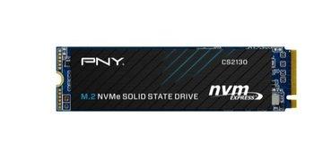 Dysk twardy SSD PNY CS2130, M.2, 500 GB, PCIe Gen3 x4, 925 MB/s-PNY