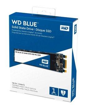 Dysk twardy SSD WESTERN DIGITAL Blue WDS100T2B0B, M.2 (2280), 1 TB, SATA III, 560 MB/s-Western Digital