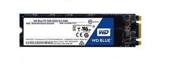 Dysk twardy SSD WESTERN DIGITAL Blue WDS250G1B0B, M.2 (2280), 250 GB, SATA III, 540 MB/s-Western Digital