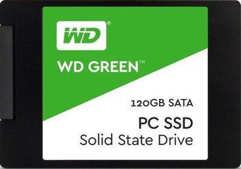 """Dysk twardy SSD WESTERN DIGITAL Green WDS120G2G0A, 2.5"""", 120 GB, SATA III, 545 MB/s-Western Digital"""