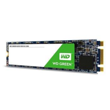 Dysk twardy SSD WESTERN DIGITAL Green WDS120G2G0B, M.2 (2280), 120 GB, SATA III, 545 MB/s-Western Digital