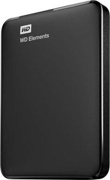 Dysk twardy WESTERN DIGITAL Elements WDBUZG5000ABK-WESN, 500 GB, USB 3.0-Western Digital