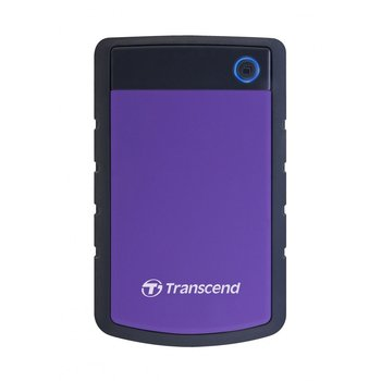 Dysk zewnętrzny HDD TRANSCEND StoreJet 25H3P, 2 TB, USB 3.0-Transcend