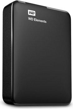 """Dysk zewnętrzny WESTERN DIGITAL Elements Portable WDBU6Y0030BBK-WESN, 2.5"""", 3 TB, USB 3.0-Western Digital"""