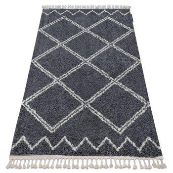 Dywan Berber Asila, B5970, Frędzle shaggy, 160x220 cm-Dywany Łuszczów