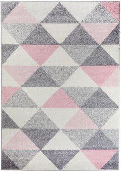 Dywan CARPETFORYOU Light Collection Smoothie, różowy, 180x270 cm -Carpetforyou