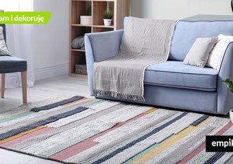 Dywan do salonu — najmodniejsze propozycje dywanów na 2021 rok