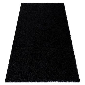 Dywan DYWANY ŁUSZCZÓW SOFFI shaggy 5cm czarny, 120x170 cm-Dywany Łuszczów