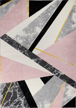 Dywan LIGHT COLLECTION Pink Abstract, 120x170 cm-Carpetforyou
