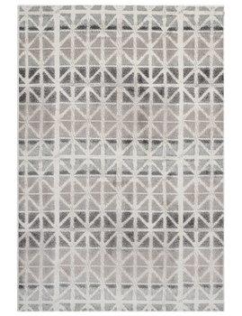 Dywan miękki MD, Boho Aztecki 60x100, Beż szary-MD