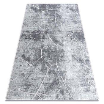 Dywan nowoczesny DYWANY ŁUSZCZÓW Mefe, szary, 160x220 cm-Dywany Łuszczów