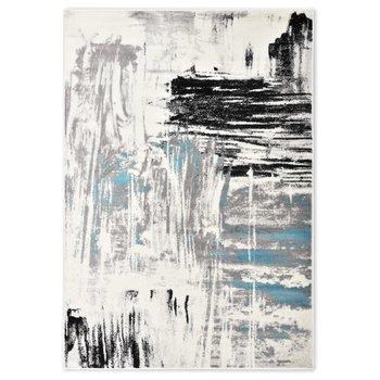 Dywan vidaXL, niebieski, 140x200 cm-vidaXL