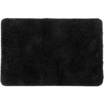 Dywanik łazienkowy TAPIS, 60x90 cm, mikrofibra, kolor czarny-5five Simple Smart