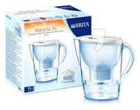 Dzbanek filtrujący Brita Marella XL biały + 1 wkład Maxtra