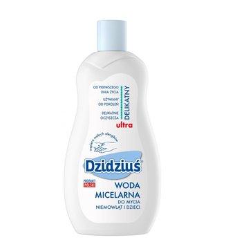 Dzidziuś, Woda micelarna do mycia, 500 ml-Dzidziuś