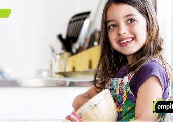 Dzieci dzieciom, czyli ulubione przepisy i kuchenne gadżety 10 latka