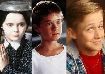 Dziecięcy aktorzy kiedyś i dziś