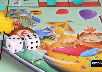 Dziecięce wersje gier planszowych
