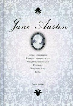 Dzieła zebrane-Austen Jane