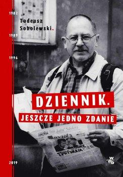 Dziennik. Jeszcze jedno zdanie-Sobolewski Tadeusz