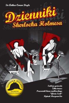 Dziennki Sherlocka Holmesa-Doyle Arthur Conan