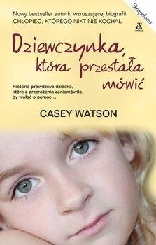 Dziewczynka, która przestała mówić                      (ebook)