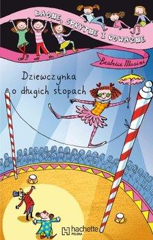 Dziewczynka o długich stopach-Masini Beatrice