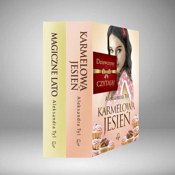 Dziewczyny czytają: Magiczne lato / Karmelowa jesień-Tyl Aleksandra