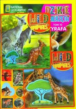 Dzikie Zwierzęta National Geographic Kids Pakiet