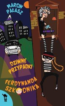 Dziwne przypadki Ferdynanda Szkodnika                      (ebook)
