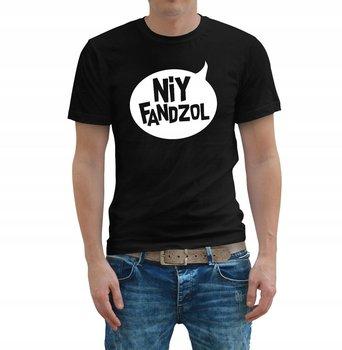 E-druk, Koszulka z nadrukiem, Motyw Śląsk, czarna, K1-e-druk