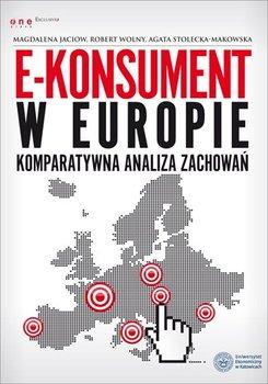 E-konsument w Europie - komparatywna analiza zachowań                      (ebook)