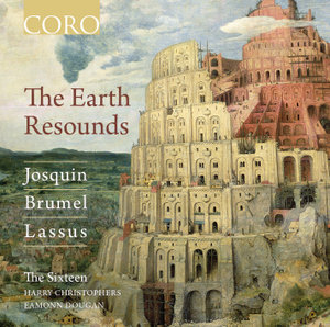 Earth Resounds-The Sixteen