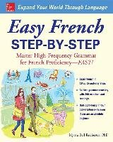 Easy French Step-by-Step - Rochester Myrna Bell