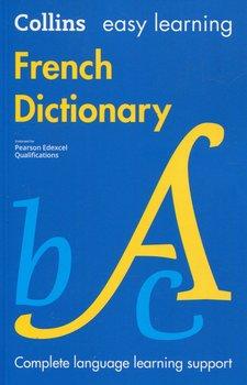 Easy learning. French dictionary-Opracowanie zbiorowe