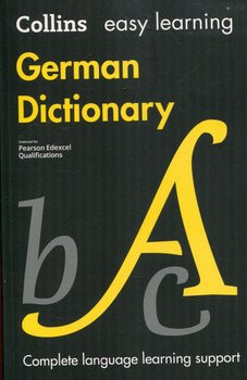 Easy learning. German dictionary-Opracowanie zbiorowe