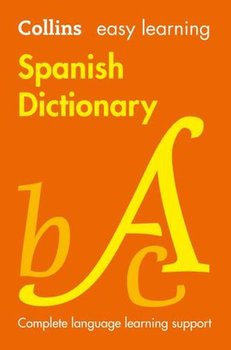 Easy learning. Spanish dictionary-Opracowanie zbiorowe