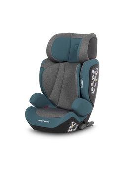 EasyGo, Extreme Isofix, Fotelik samochodowy, 15-36 kg, Adriatic-EasyGo